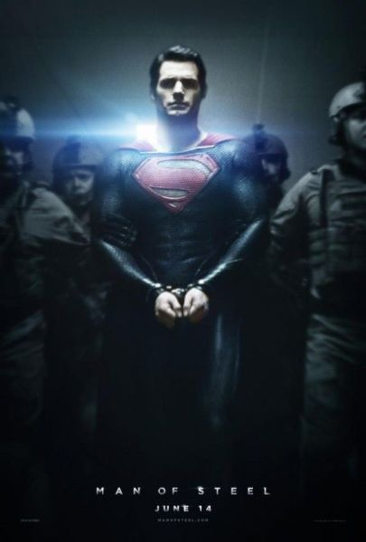 2013: the year the World first saw Superman in handcuffs
